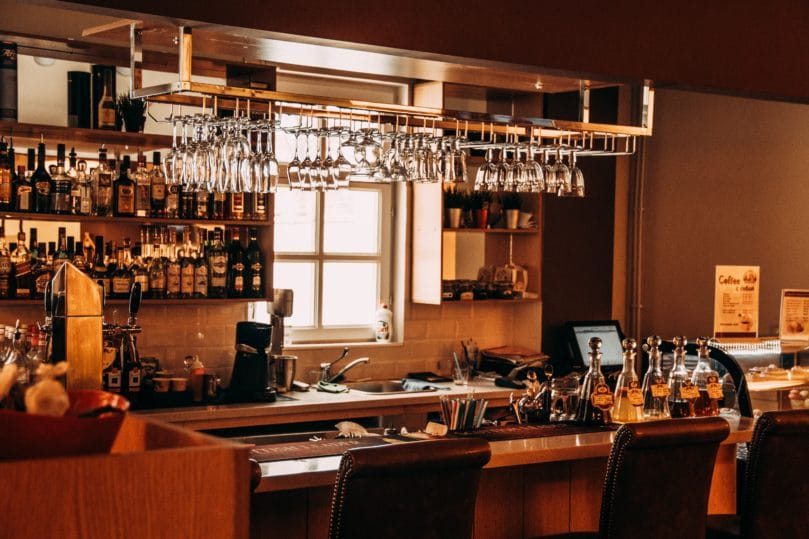 How To Set Up A Home Bar In 4 Steps Life Of The Pardee
