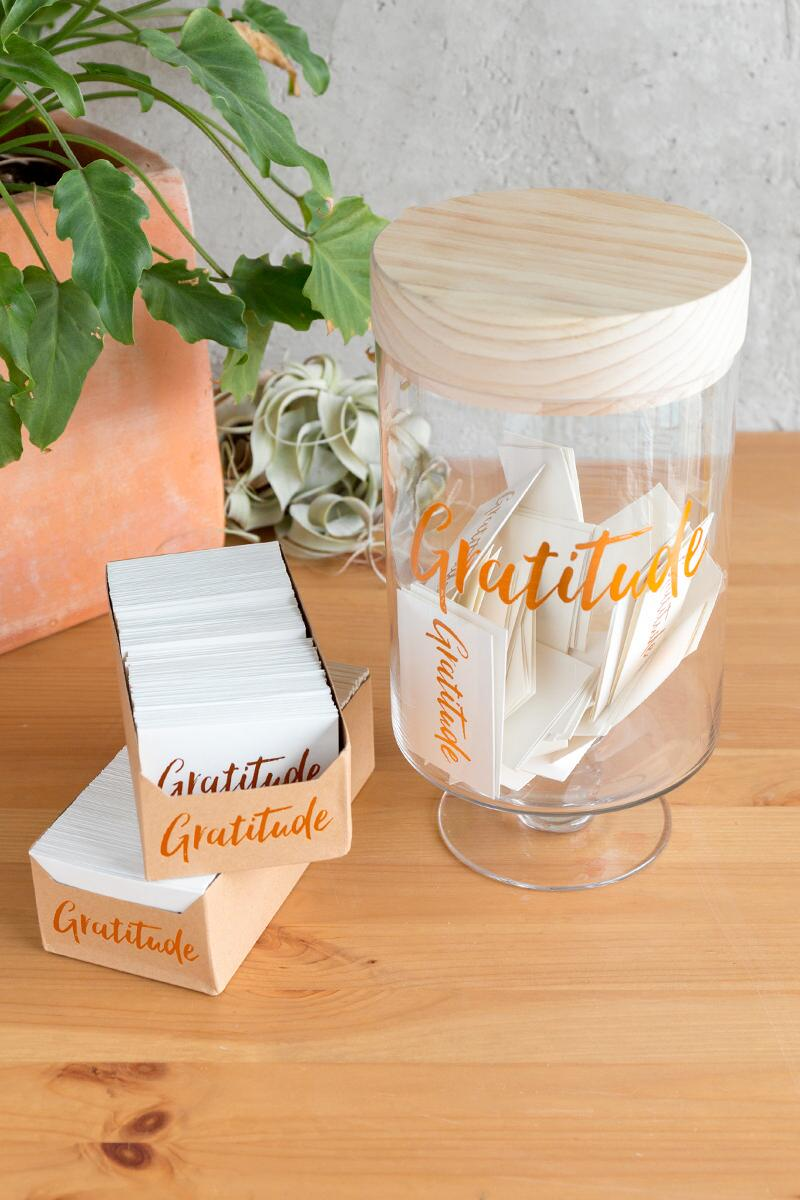 How To Make A Gratitude Jar Crafting Life Of The Pardee